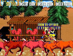 Retro-test skymac.org : Sunset Riders