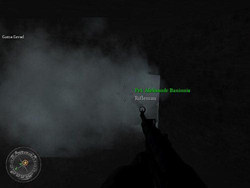 Test skymac : Call of Duty 2