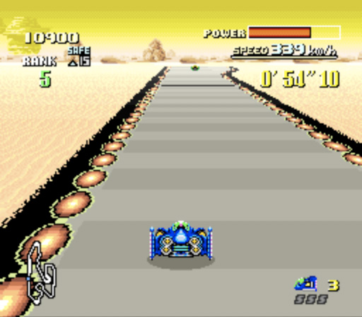 Retro-test skymac : F-Zero