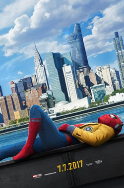 Article skymac : Séance ciné - Spider-Man Homecoming