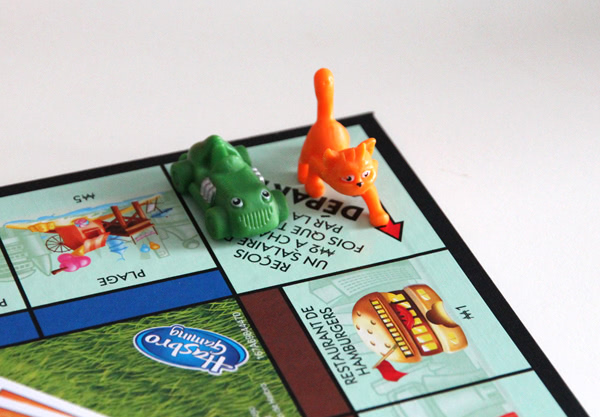 Article skymac : Monopoly Junior
