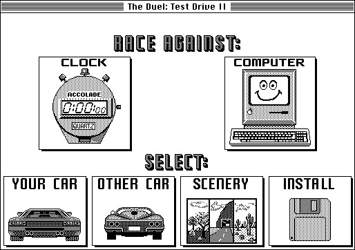 Retro-test : The Duel - Test Drive II