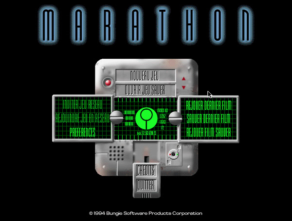 Retro-test : Marathon