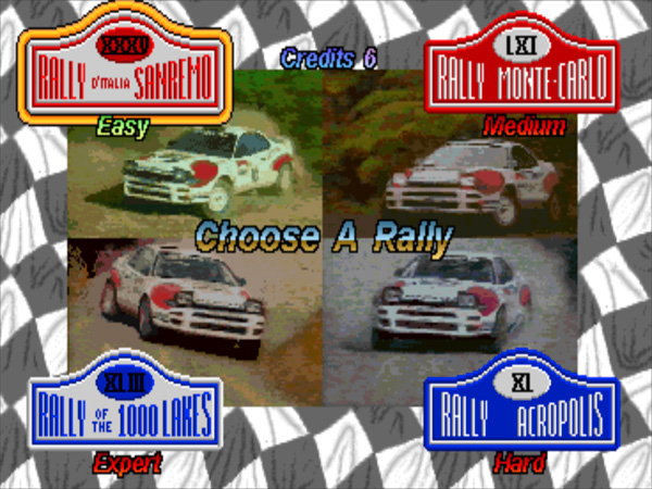 Retro-test skymac : World Rally