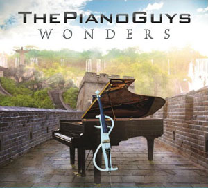 Article skymac : Wonders par The Piano Guys