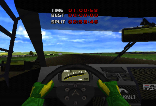 Retro-test : TOCA2 Touring Cars