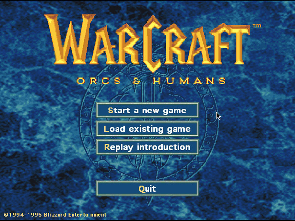 Retro-test : Warcraft: Orcs and Humans