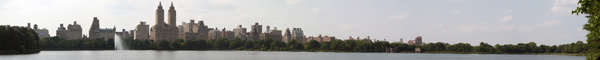 Panorama - New York - Central Park