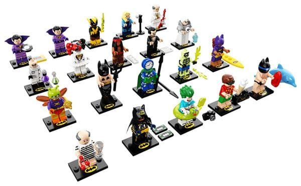 LEGO Minifigurines - LEGO Batman - The movie