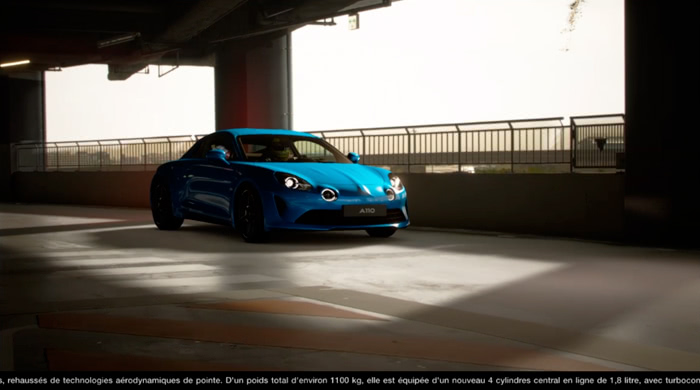 Alpine A110 Premiere Edition '17