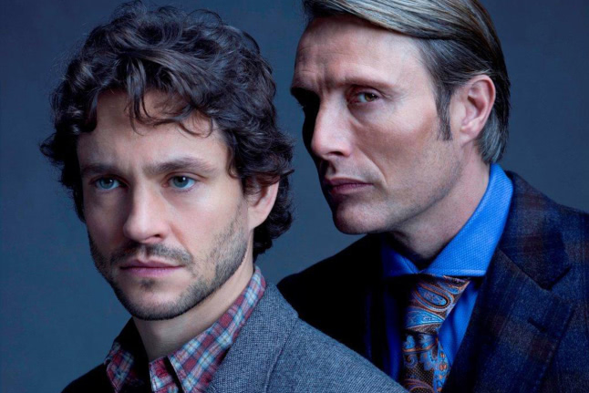 Will Graham et Hannibal Lecter