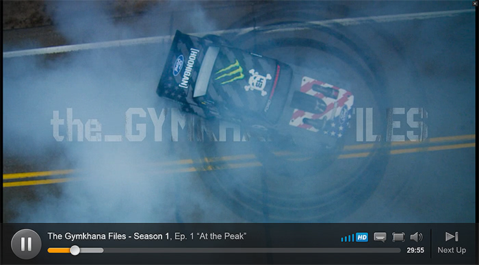 The Gymkhana Files : Une émission Amazon Prime Video