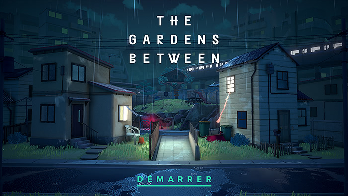 The Gardens Between - Ouverture