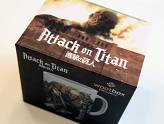 Unboxing - Wootbox Novembre 2017 - Tasse Attack on Titan - Boite