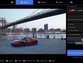 GT Sport - Mode Photo : Mise en place de la voiture