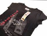 Unboxing - Wootbox Decembre 2017 - T-shirt Tie Fighter