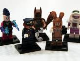 LEGO Minifigurines de la série LEGO Batman, le film. - Groupe 2