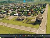 Test : Cities Skylines - Des bâtiments en construction