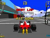 Retro-test : Virtua Racing - Pit stop sur Virtua Racing (Arcade)