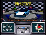 Retro-test : Virtua Racing - Sélection GT sur Virtua Racing (Saturn)