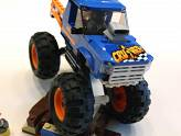 LEGO - Monster Truck - Gros plan sur le Monster Truck