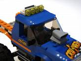 LEGO - Monster Truck - Zoom sur le cockpit