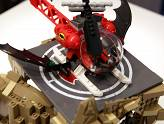 LEGO - Batman Classic - Le Batcopter