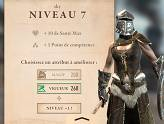 The Elder Scrolls: Blades - Niveau 7 !