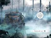 Child of Light - Menu de Child of Light